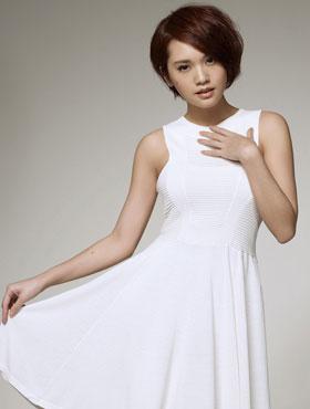 杨丞琳李荣浩恋情疑曝光 杨丞琳波波头短发发型盘点图片
