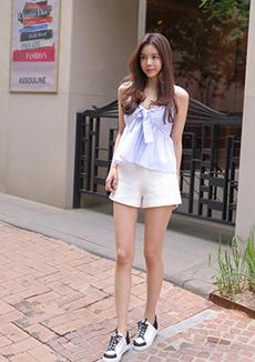 重庆夏季美女_重庆美女街拍_成都美女街拍_街拍重庆美女 - 主妇网