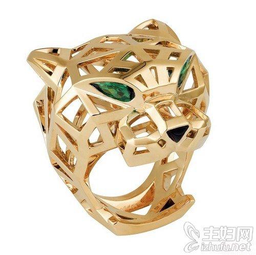 传统与新潮共存 用黄金的深情来爱你