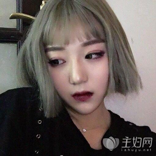 【韩式短发发型】7款流行韩式短发现在剪还来得及