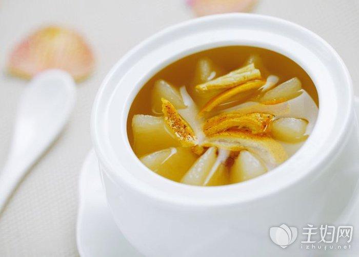 [柠檬怎么吃美白去斑]冬天女人去斑美白就该喝汤 5种汤喝出好皮肤