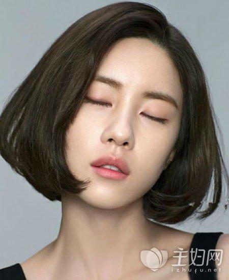 2017年流行什么韩式短发 8款最流行的韩式短发你爱哪款