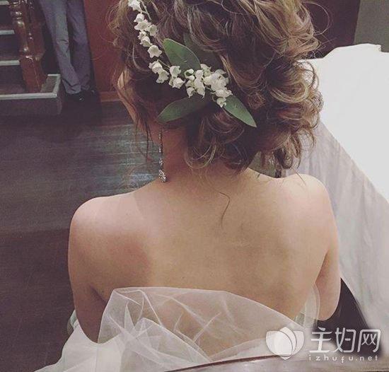 【2017新娘发型图片】年底结婚季9款流行新娘发型