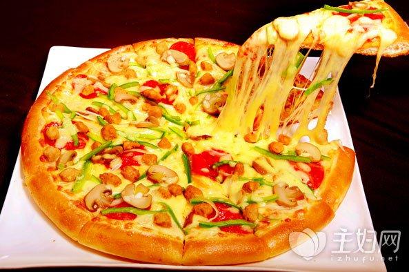 意式香肠芝心披萨的做法