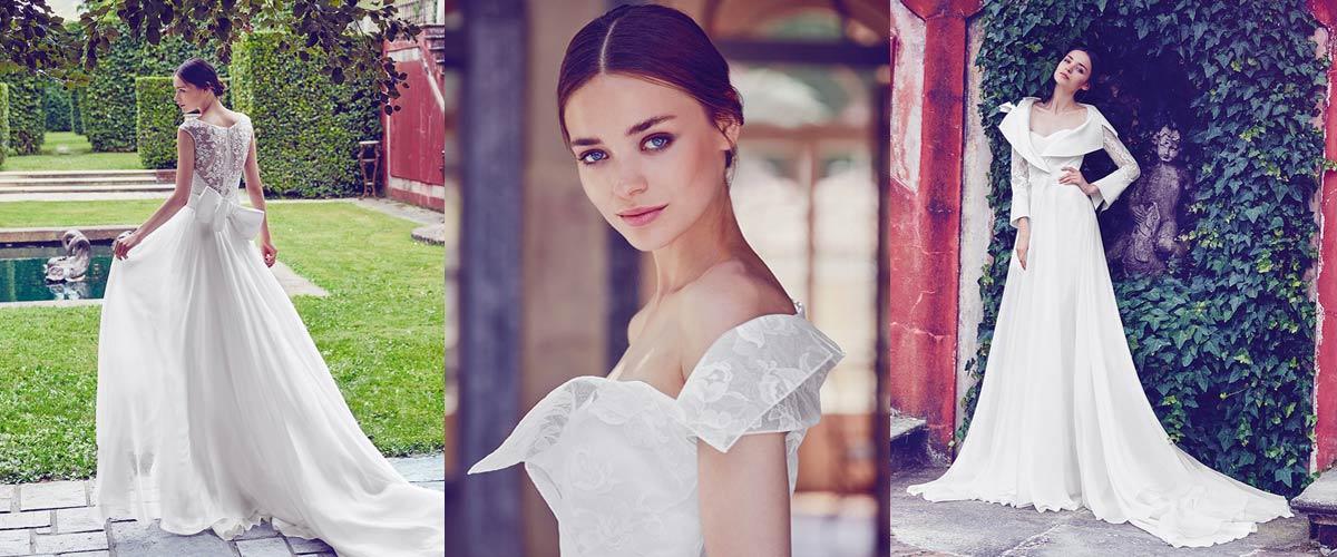 2017高级定制婚纱预览 意式风情开启华丽盛宴