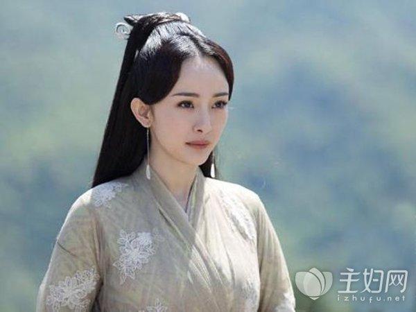 《三生三世十里桃花》白浅上线 杨幂中分古装发型很美