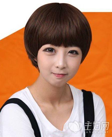 【齐耳短发】8款流行齐耳男生发型图片精选a短发短发图片小发型图片