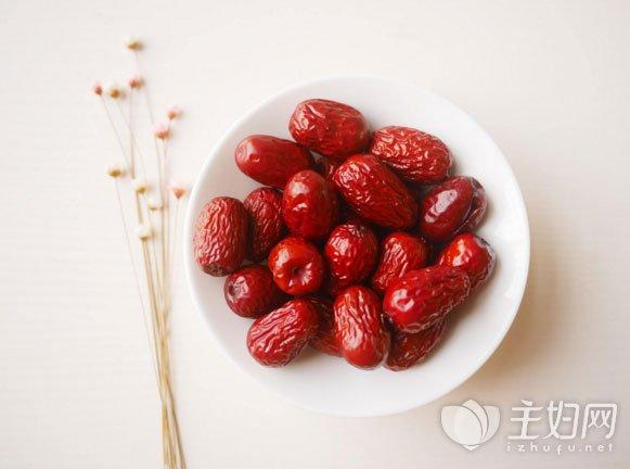 红枣的吃法