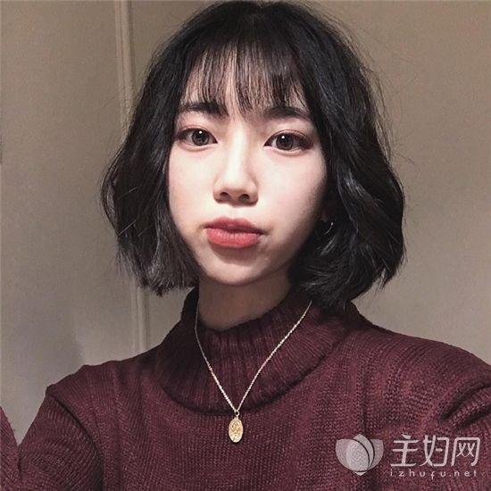 2017年流行短发发型