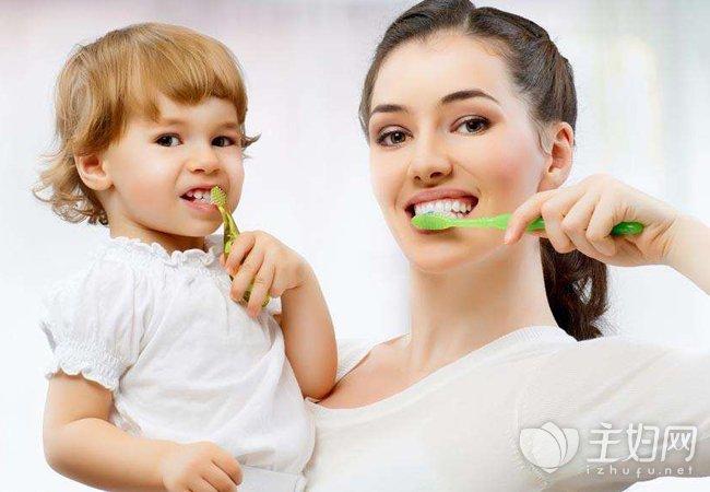 宝宝刷牙的重要性
