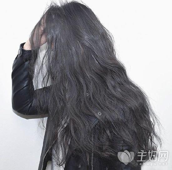 微卷发型图片