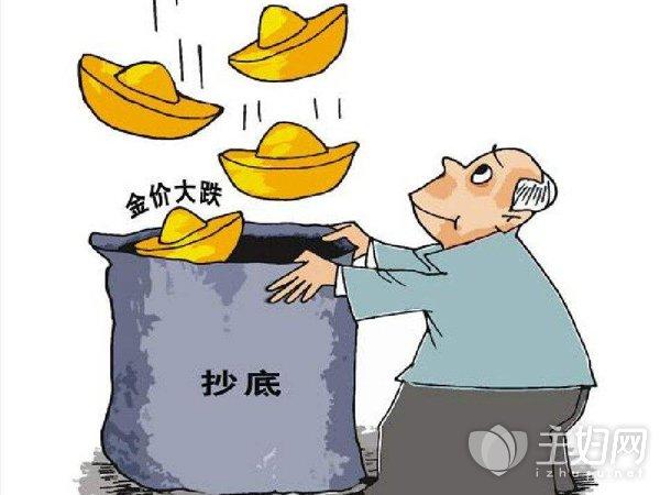 如何买黄金投资