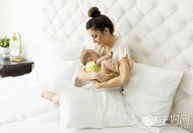 宝宝吃奶出汗怎么办