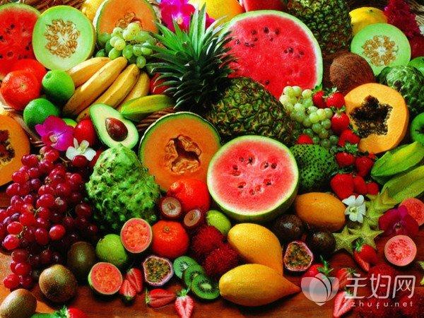 八种水果让肌肤变得白又嫩