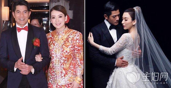 郭富城方媛结婚 因双方没戴婚戒被网友质疑不是真爱