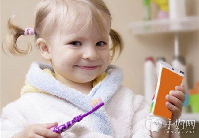 儿童牙膏正确选购方法