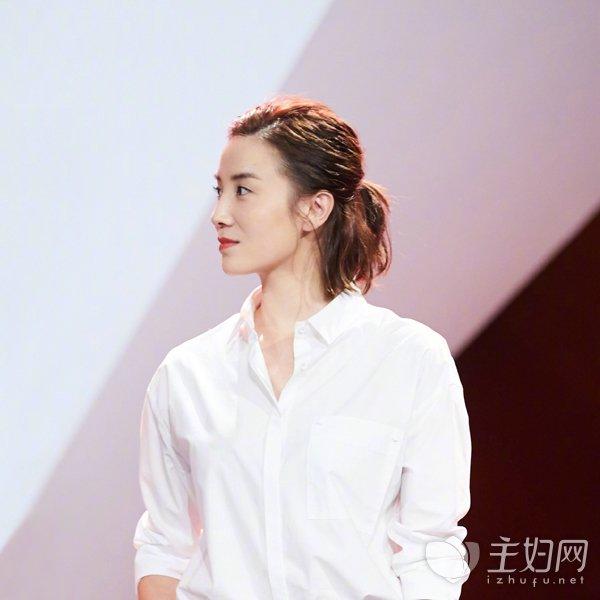 小宋佳发型短发图片