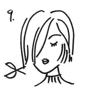 2017流行短发发型图片