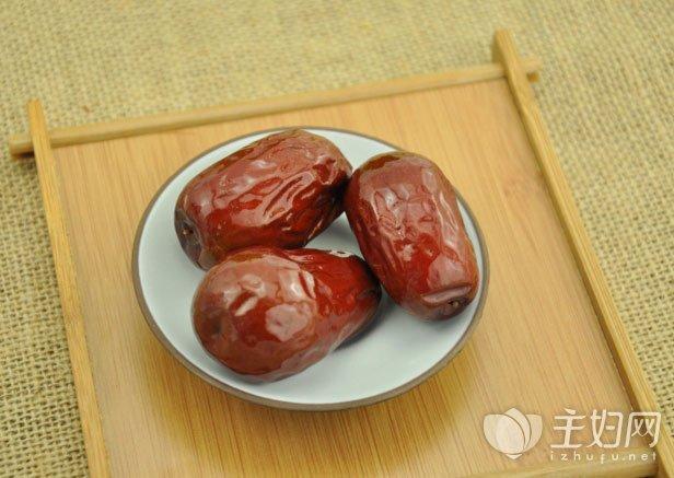 经期能吃红枣吗