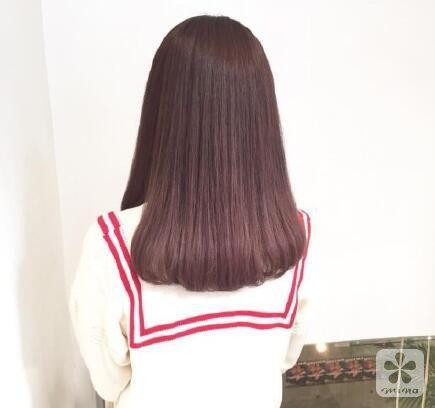中长发发型图片