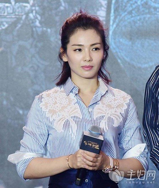 刘涛发型图片