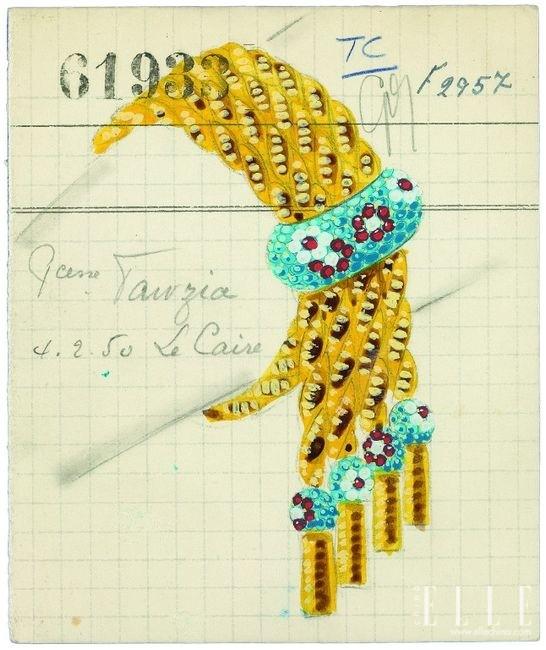 Van Cleef & Arpels梵克雅宝全新高级珠宝Liane系列