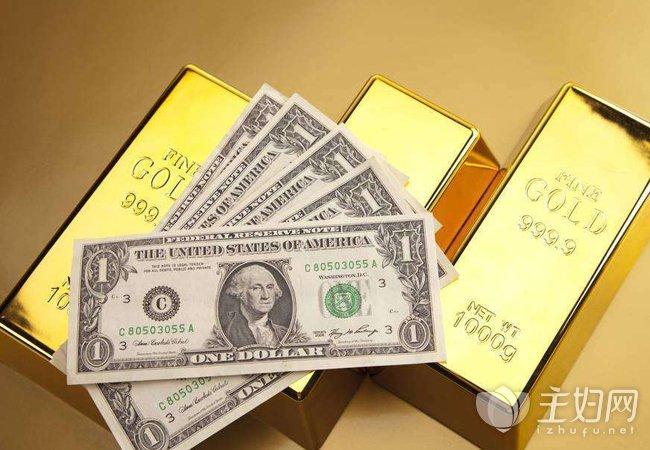 【黄金价格走势】金价一路下跌空头趋势占主导