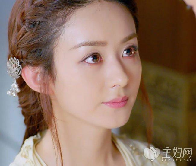 《楚乔传》赵丽颖时尚发型复古古装美发型北上朱亚文广2图片