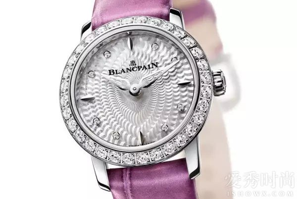 宝珀Ladybird六十周年纪念版腕表