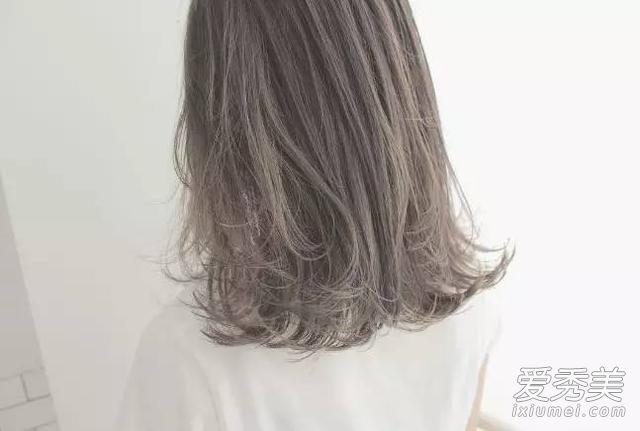 2017流行发色