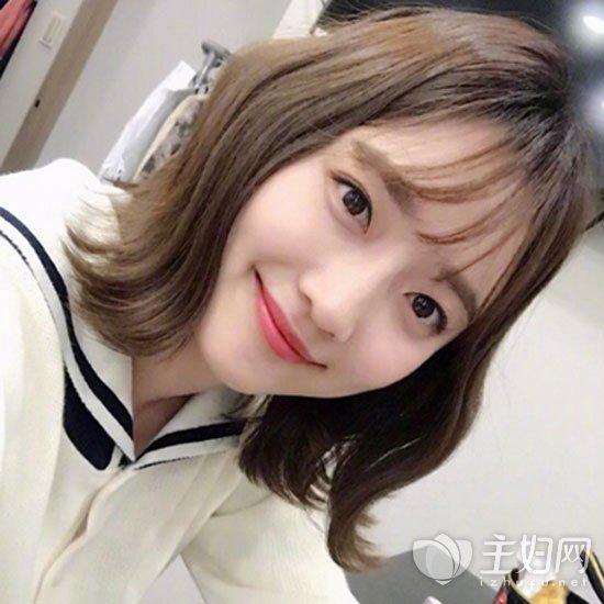 【2017年流行短发发型】女生短发清爽很时尚_主妇美发