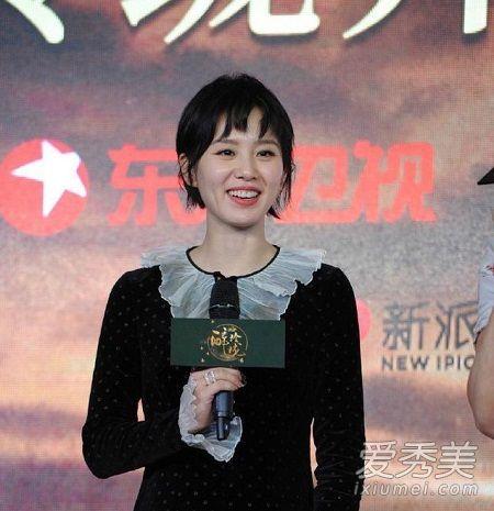刘诗诗短发最新发型