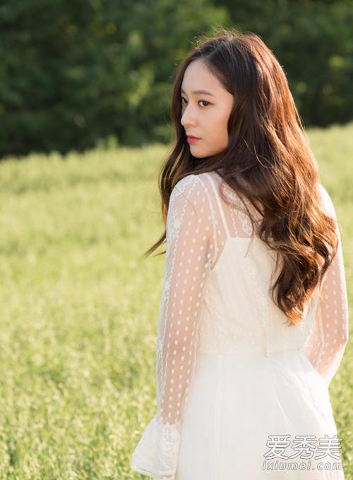 申世京河伯的新娘发型