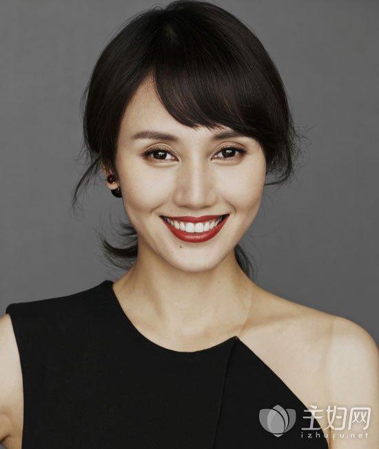我的前半生》热播戏外吴越袁泉马伊璃还是PK发型烫发男人喜欢女人直发图片