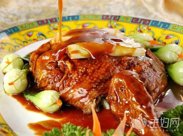 鸭肉不能与什么同食