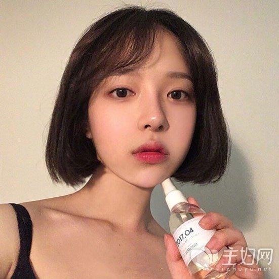 韩式发型波波头短发造型