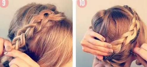 短发怎么扎简单好看
