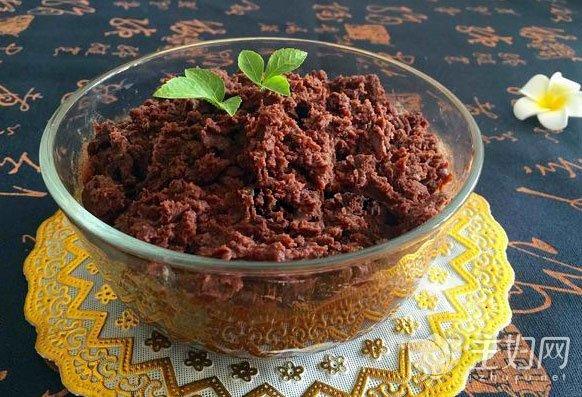 红豆沙馅的做法