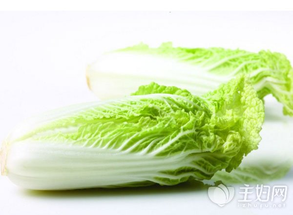 大白菜的营养价值
