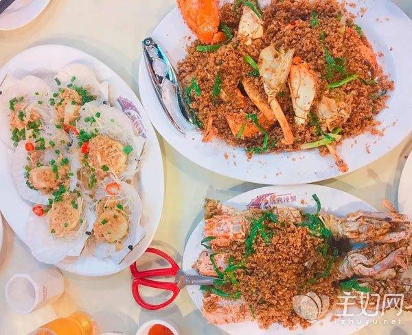 香港美食推荐