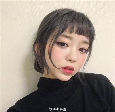 2017年流行发型中短发