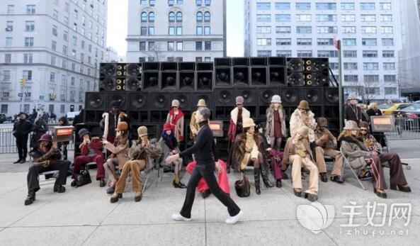Marc Jacobs 的春装秀