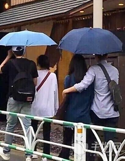 林更新王丽坤被曝同游日本