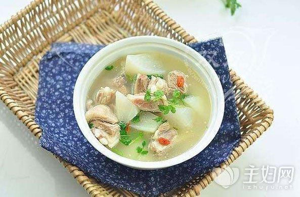 冬季养胃汤