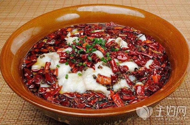 正宗川菜水煮鱼的家常做法