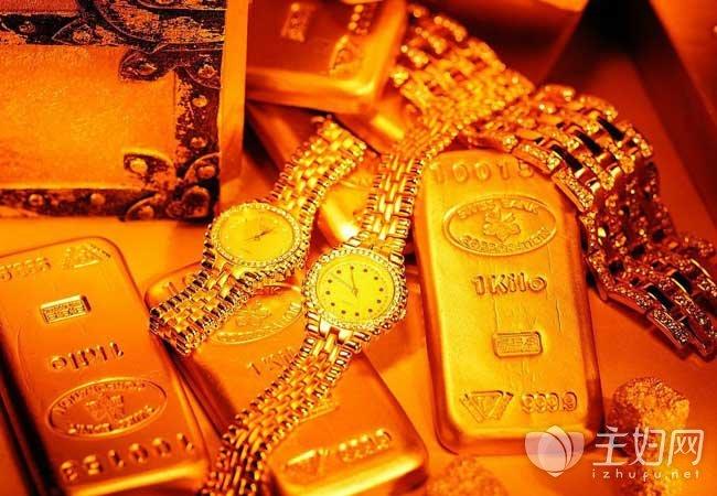 朝鲜形式让黄金多头 今日黄金价格上涨