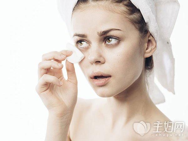 眼唇卸妆液可以卸脸吗