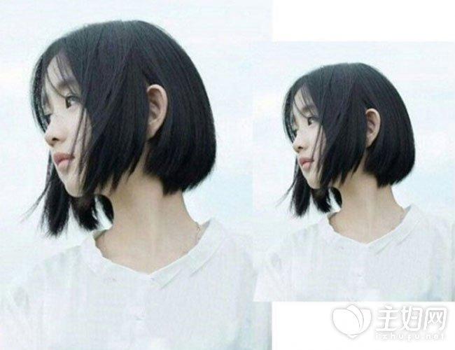 学生发型短发发型