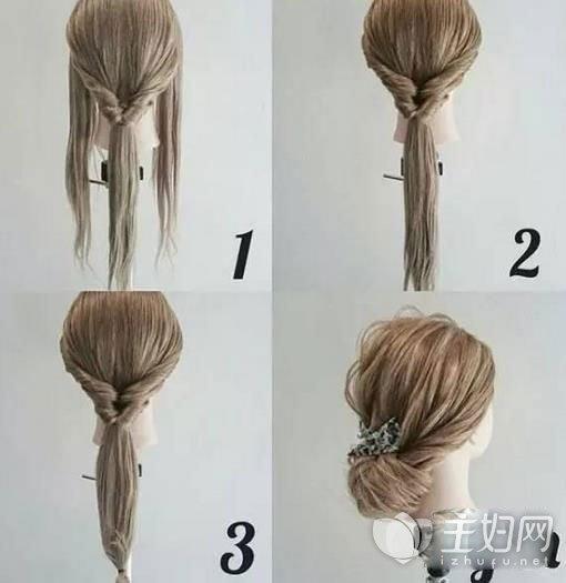 头发怎么扎好看