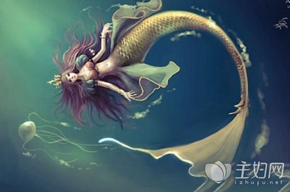 真实的美人鱼图片